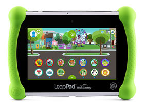 LeapFrog LeapPad Academy - Green - English Edition