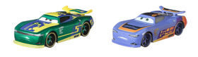 Disney/Pixar Cars Eric Braker and Barry DePedal 2-Pack Toy Racers
