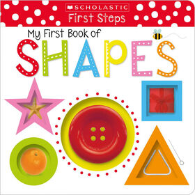 Early Learners My First Book Of Shapes - English Edition