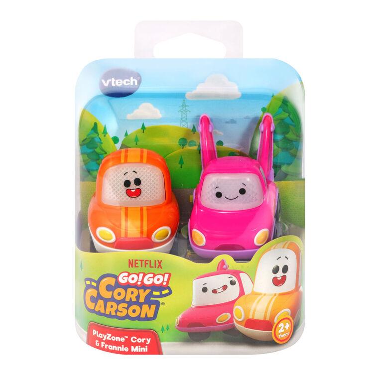 VTech Go! Go! Cory Carson PlayZone Cory & Frannie Mini - English Version