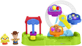 Little People Disney Pixar Toy Story Ferris Wheel Playset