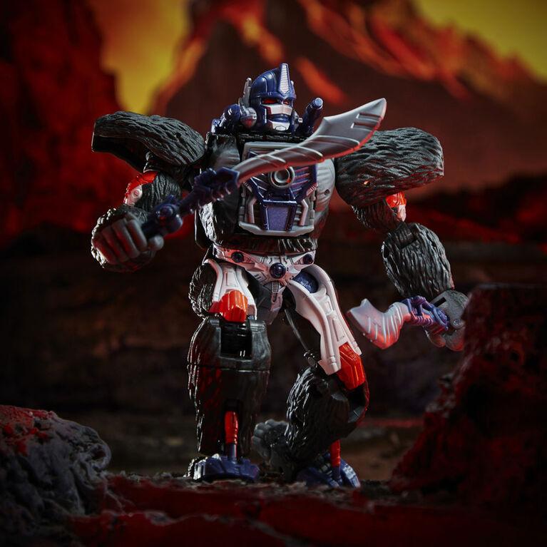 Transformers figurine Optimus Primal WFC-K8