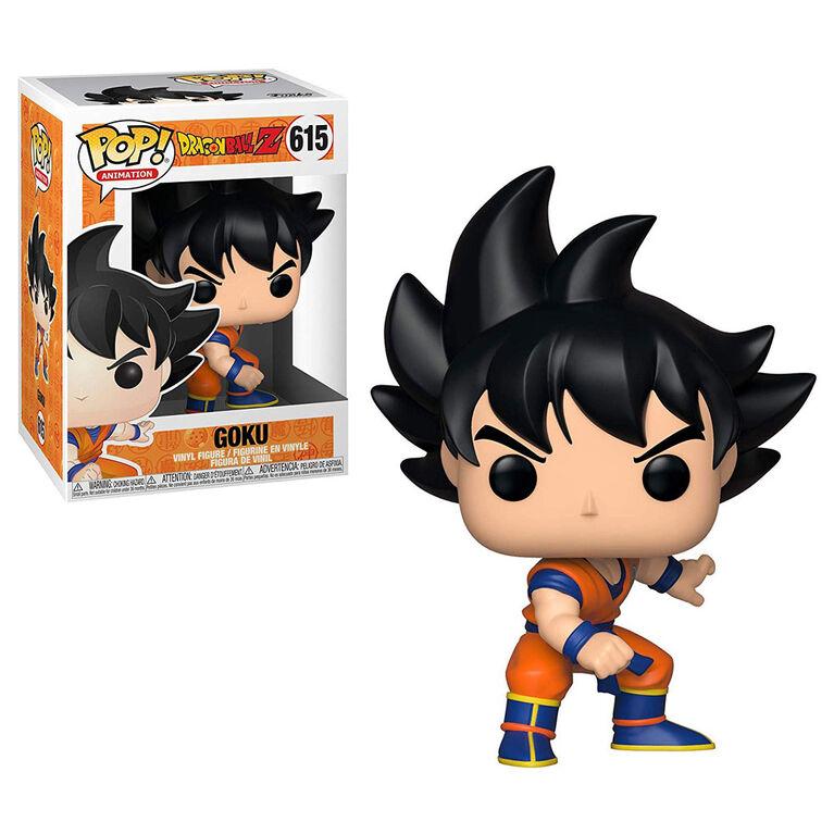 Funko POP! Animations: Dragon Ball Z S6 - Goku Vinyl Figure