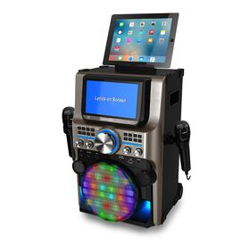 iKARAOKE Ultimate Bluetooth Karaoke Party Machine