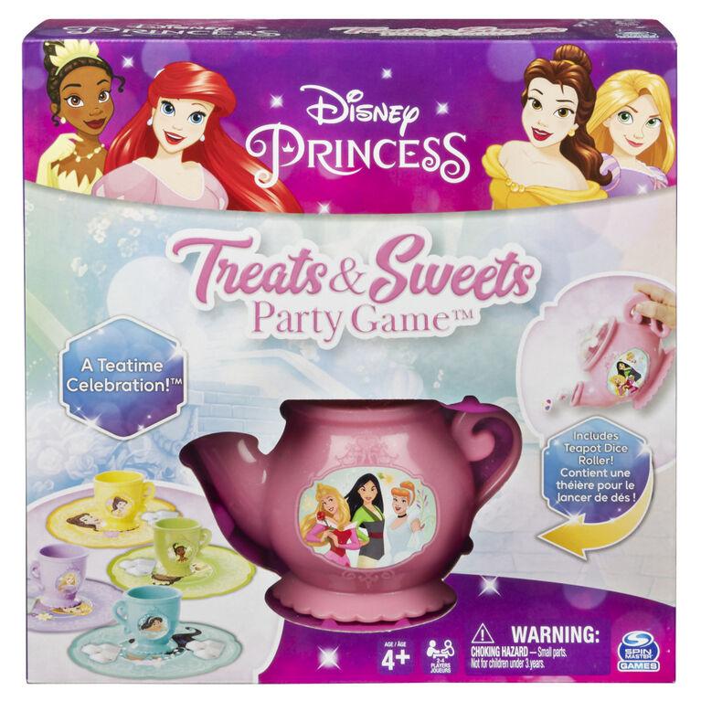 Jeu de société Disney Princess Treats and Sweets Party