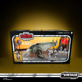 Star Wars The Vintage Collection Star Wars: The Empire Strikes Back Boba Fett's Slave I Toy Vehicle - R Exclusive