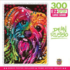 """Casse-Tête 300 Pièces EZ-Grip Dean Russo - """"Fancy Girl"""""""