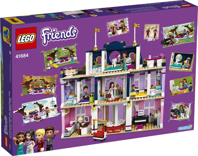 LEGO Friends Le grand hôtel de Heartlake City 41684