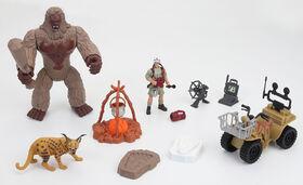 Animal Planet - Monster Adventure Playset - Bigfoot