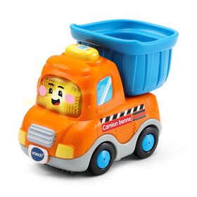 VTech Go! Go! Smart Wheels Dump Truck - French Edition