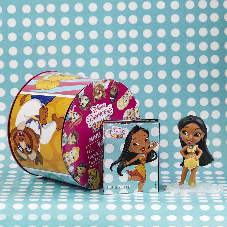 Disney Princess Comics 2-Inch Collectible Dolls