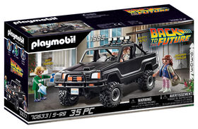 Playmobil - Back to the Future Marty's Pick-up Truck