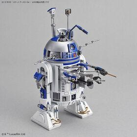 Bandai Hobby (Gunpla) - Star Wars - R2-D2- 1/12 Plastic Model - English Edition