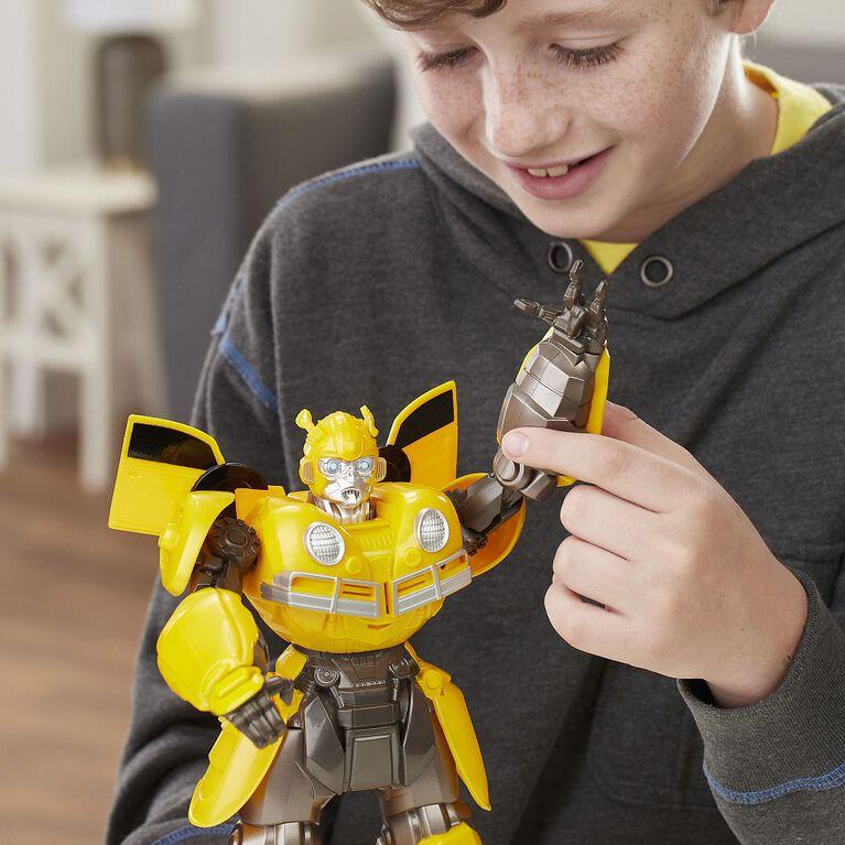 Transformers: Bumblebee - DJ Bumblebee