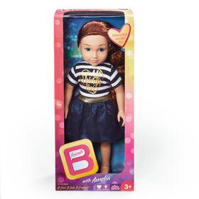 B Friends 18 inch Doll - Amelia
