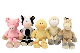 Animal Adventure - Farm Friends - Les couleurs et les motifs peuvent varier