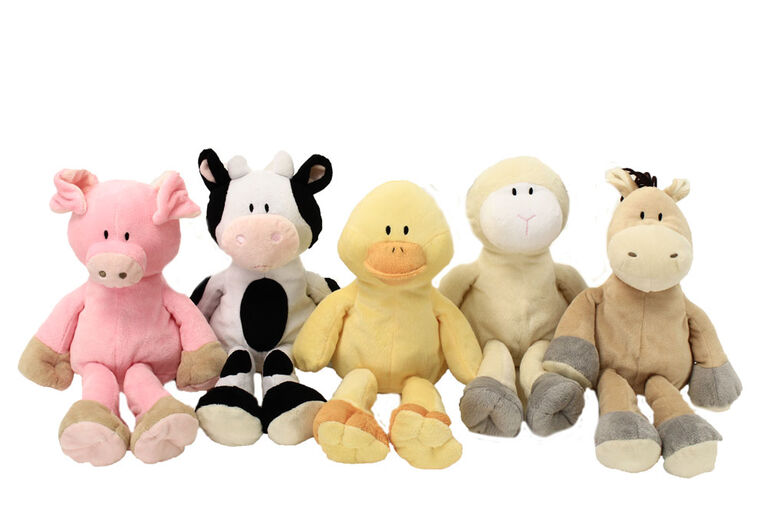 Animal Adventure - Farm Friends - Colours and styles may vary