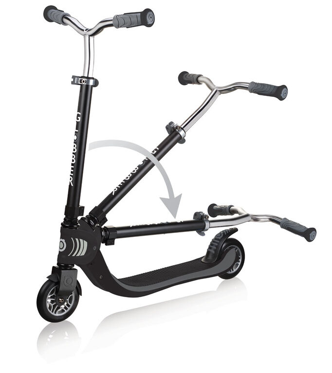 Flow 125 Foldable Scooter - Black