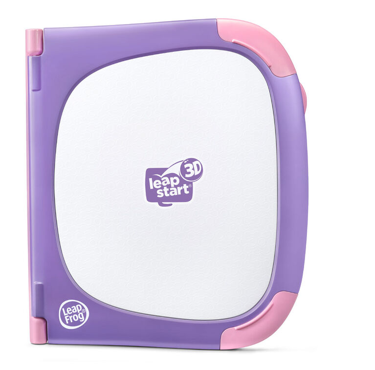 LeapFrog LeapStart 3D Learning System - Pink - English Edition