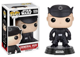 Funko POP! Star Wars Episode 7: The Force Awakens - General Hux Vinyl Figure