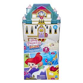 Disney Princess Comics Surprise Adventures Ariel with 5 Dolls