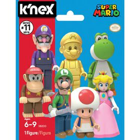 Super Mario Mystery Figures, Series 11