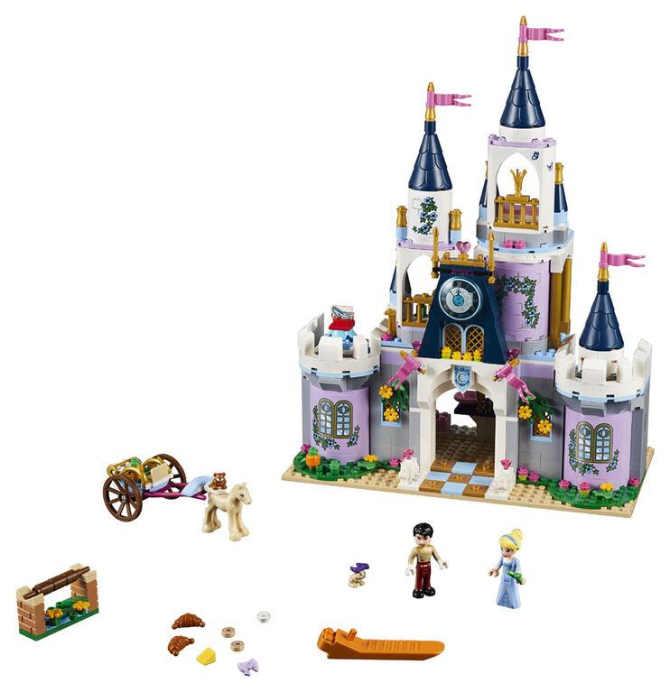 LEGO Disney Princess - Le château de rêve de Cendrillon 41154