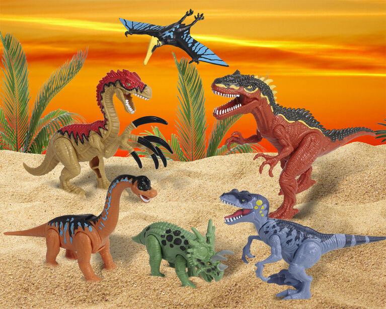 Animal Planet - Coffret à collectionner Dino - Notre exclusivité