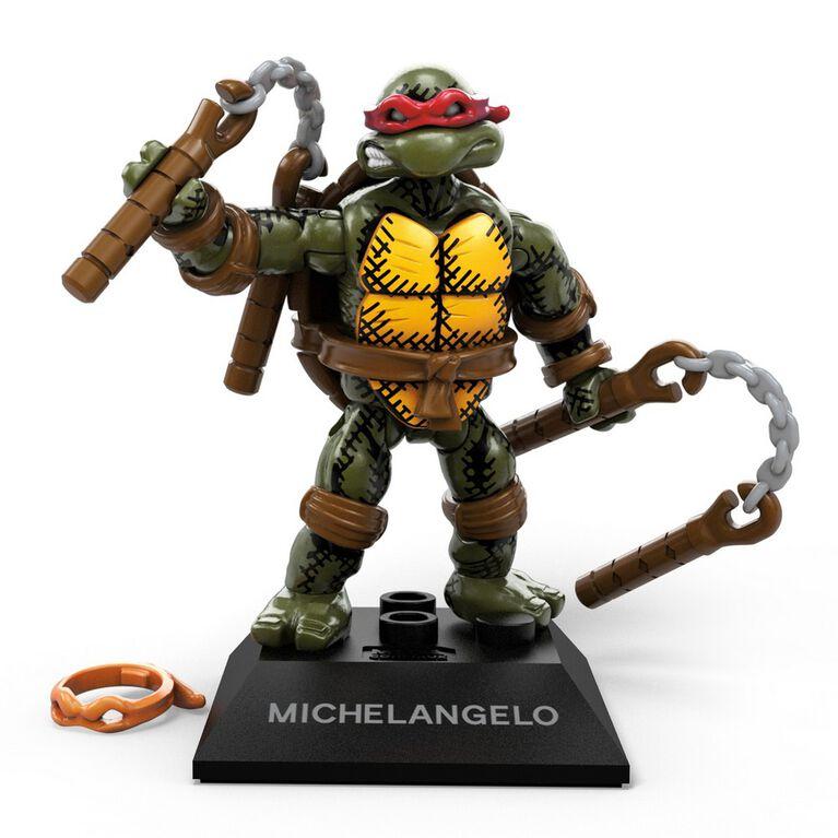 Mega Construx - MCX Heros - Michelangelo