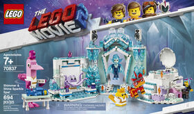 THE LEGO MOVIE 2 Le spa brillant et scintillant 70837