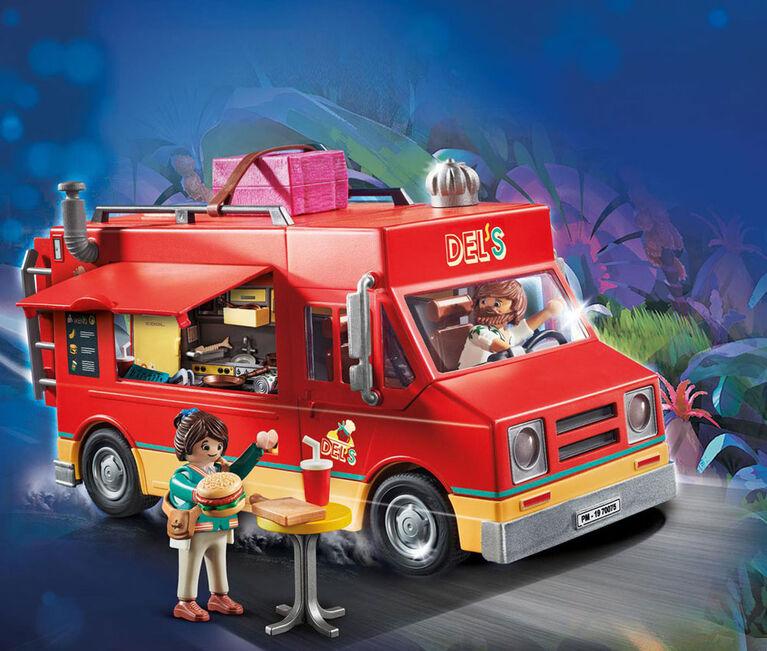Playmobil - Del's Food Truck