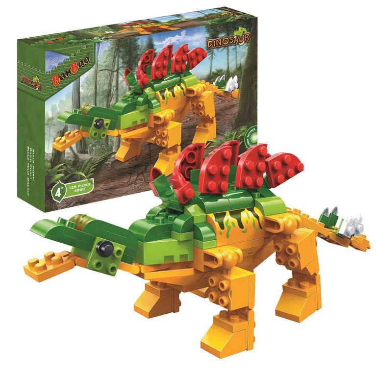 BanBao Dinosaur - Stegosaurus
