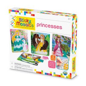 Sticky Mosaics® Princesses
