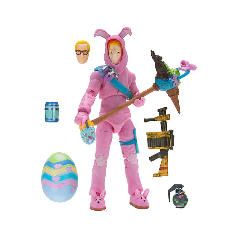 Fortnite Legendary Series 6in Figure Pack, Rabbit Raider - English Edition
