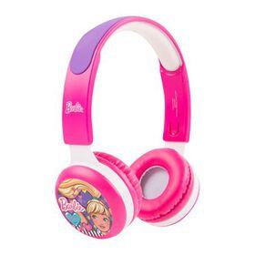 Casque d'écoute pour enfants de Barbie