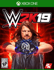 Xbox One - WWE 2K19