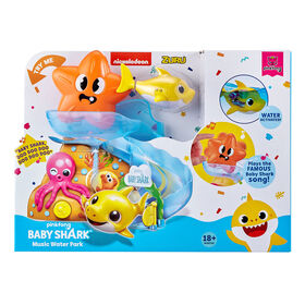 Baby Shark, le parc aquatique musical Robo Alive Junior
