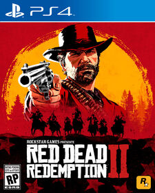 PlayStation 4 - Red Dead Redemption 2
