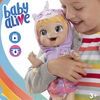 Baby Alive Tinycorns Doll, Unicorn, Blonde Hair