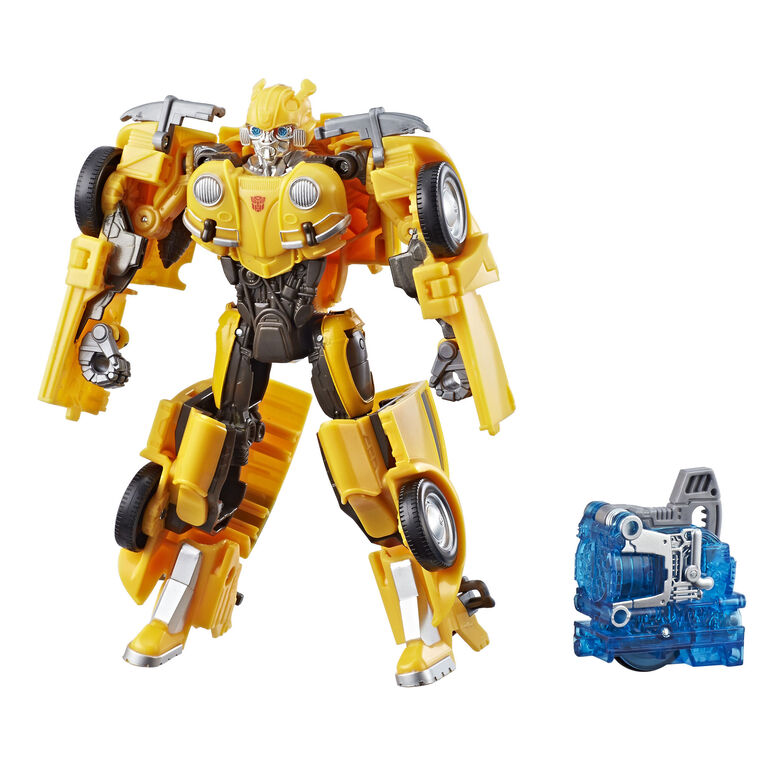 Transformers: Bumblebee -- Energon Igniters Nitro Series Bumblebee