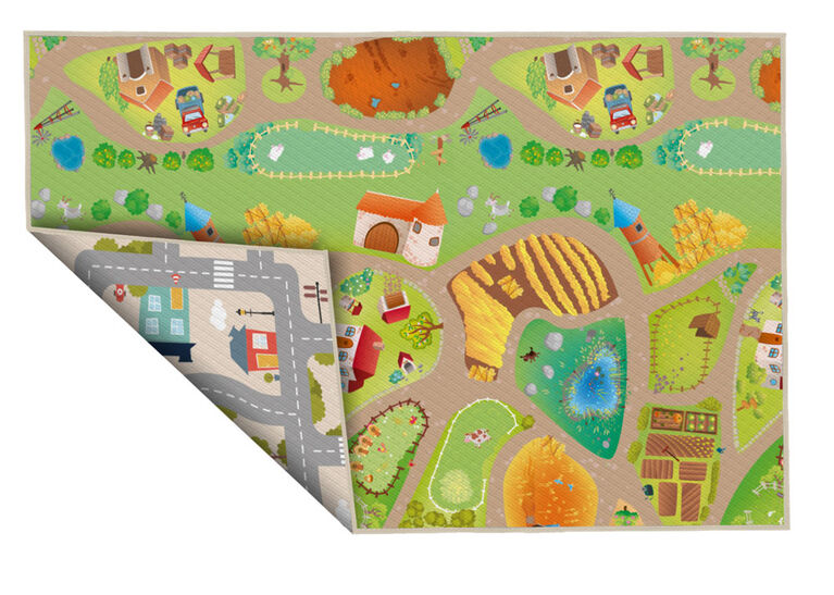 ACHOKA - Cushioned Playmats for babies
