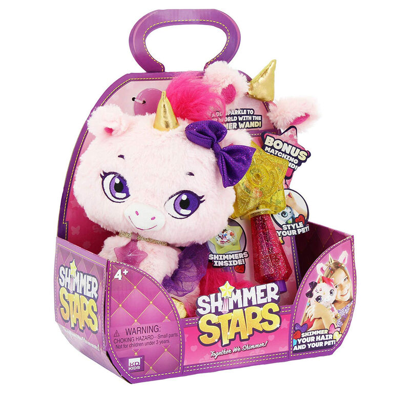 Shimmer Stars - Twinkle The Unicorn