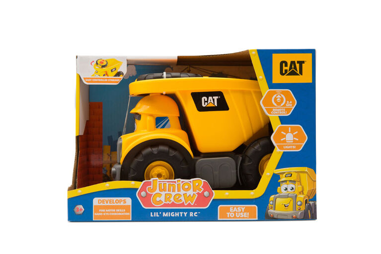 Tombereaude camions Lil' Mighty Junior Crew Cat