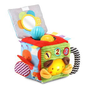 VTech Soft & Smart Sensory Cube - French Edition