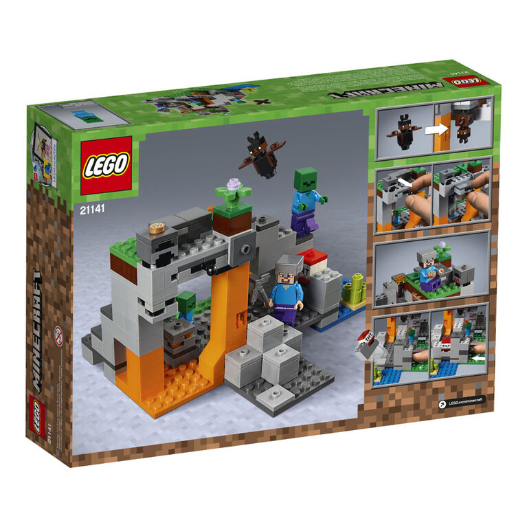 LEGO Minecraft The Zombie Cave 21141