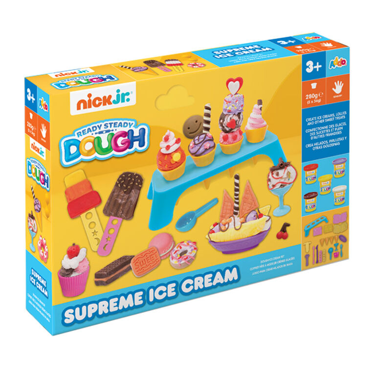 Nick Jr Ready Steady Dough Supreme Ice Cream - R Exclusive