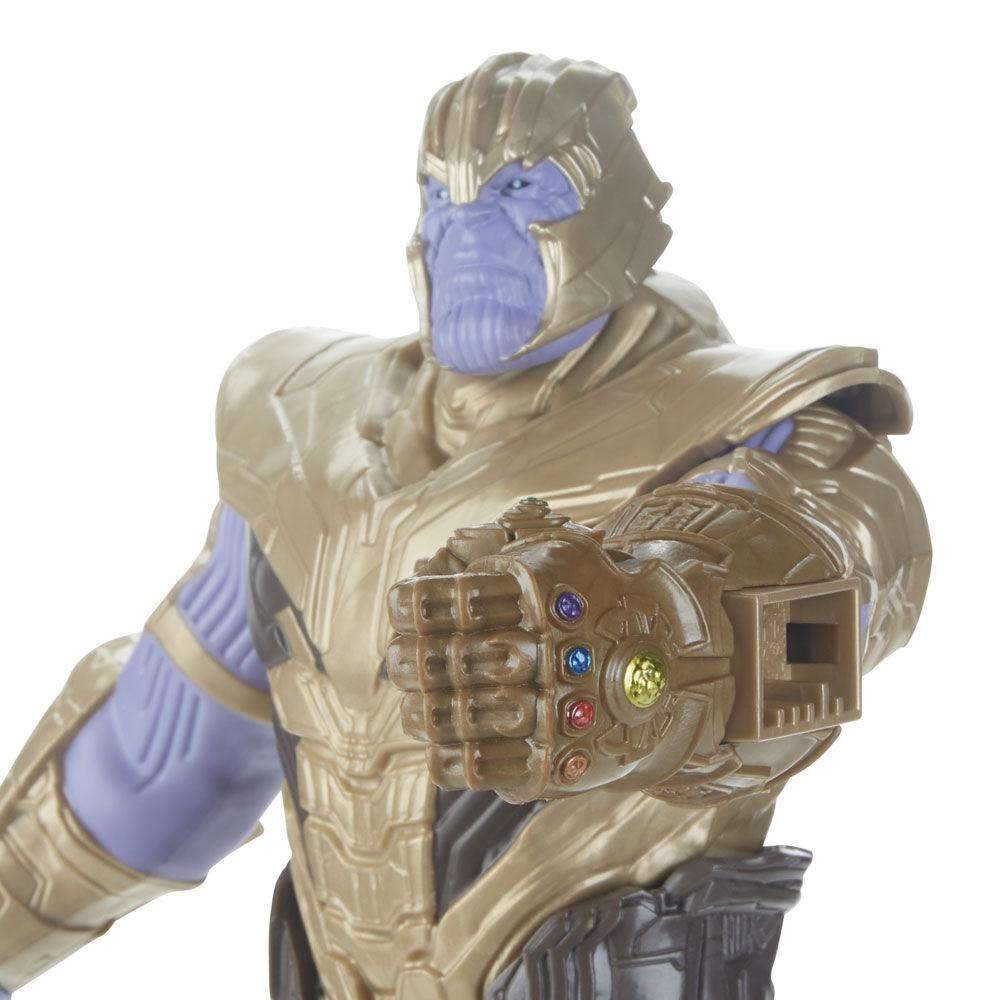 Avengers Marvel  Endgame Thanos Titan Hero Power 12 inch Action Figure