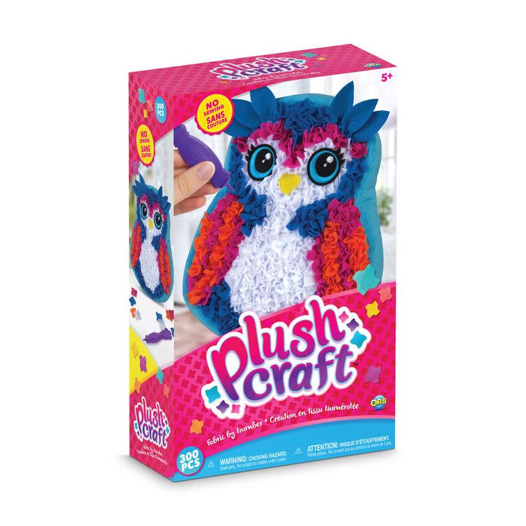 Plushcraft Owl Pillow