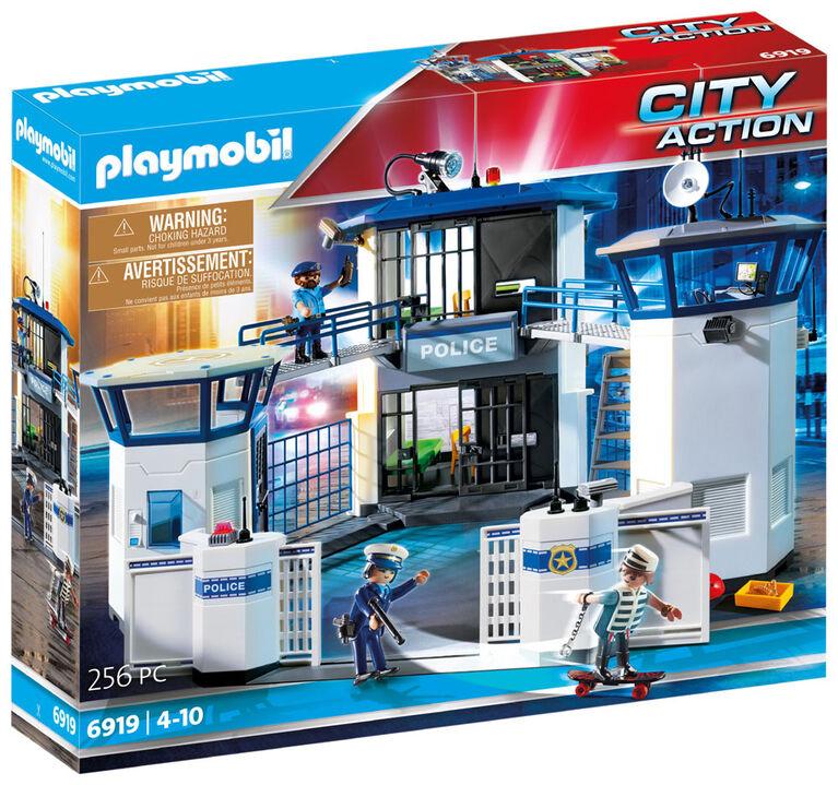 Playmobil - Commissariat de police avec prison