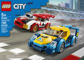 LEGO City Nitro Wheels Racing Cars 60256